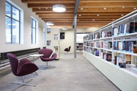 Stadtbibliothek RJ