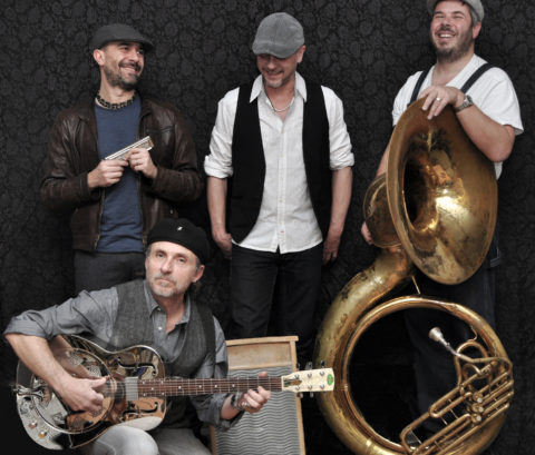 Marco Marchi & The Mojo Workers