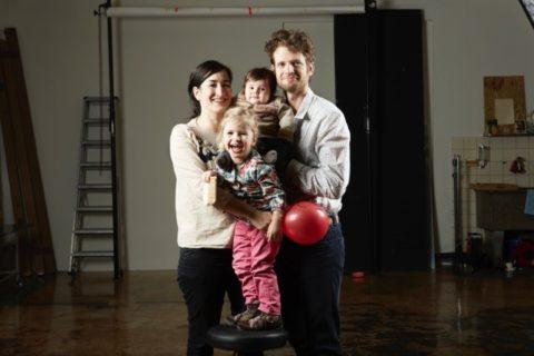 Fotoshooting für Familien