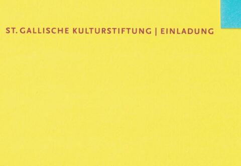 St. Gallische Kulturstiftung