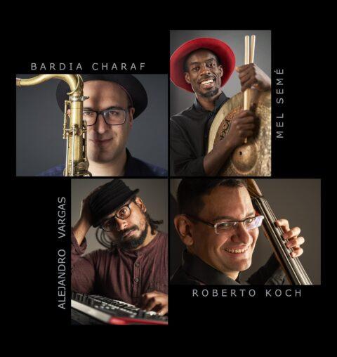 Bardia Charaf Quartett – ABGESAGT