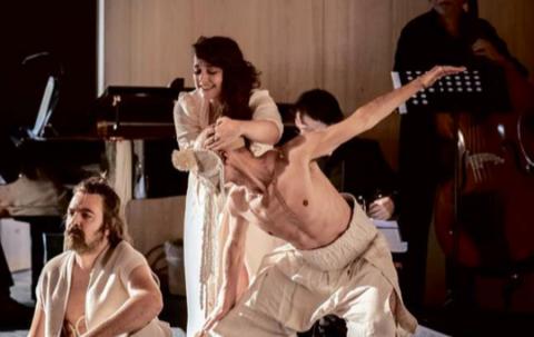 Tango-Oper / Odysseus und Nausikaa
