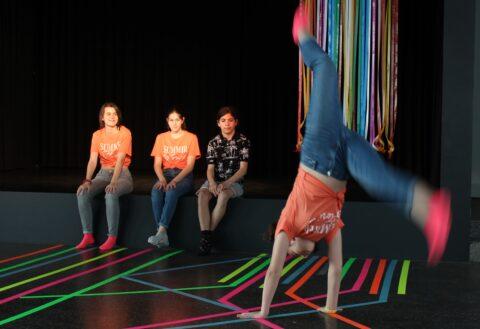 FABRIK*STREAM – Kids in Dance
