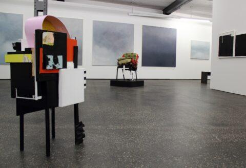 Martin Arnold Rohr – Führung Ausstellung